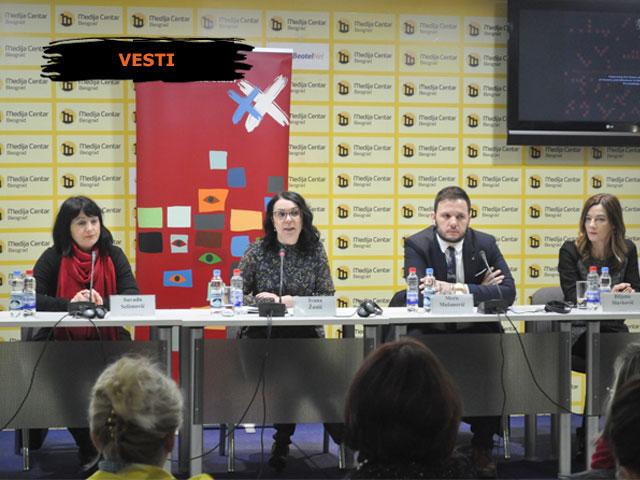 Predstavljen Predlog praktične politike: Unapređenje prava i položaja žrtava i svedoka u postupcima za ratne zločine u Srbiji