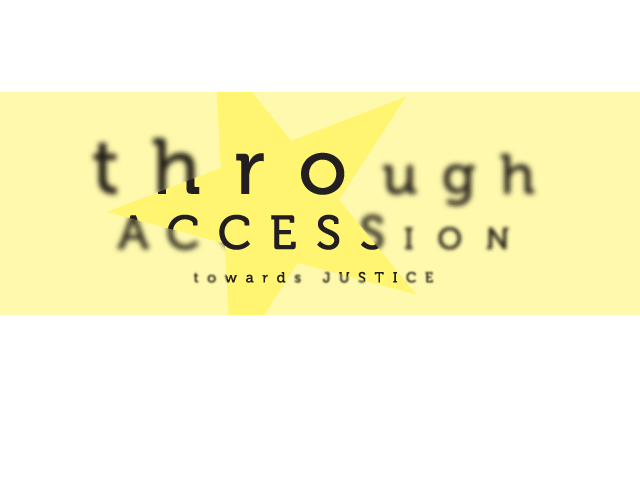 The second issue of the newsletter through Accession towards JUSTICE