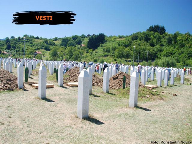 Javni čas o sudski utvrđenim činjenicama o genocidu u Srebrenici