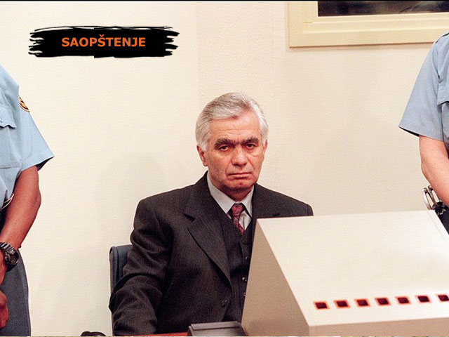 Ratni zločinac u Predsedništvu Republike Srbije