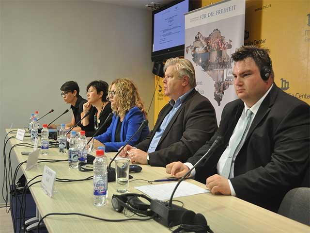 """""""Srebrenica – Culture of Remembrance"""" Panel Discussion"""