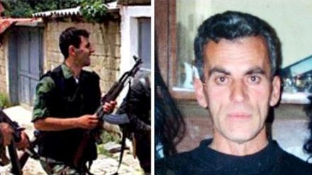 Fotografija snimljena 14.06.1999. na kojoj se, prema presudi, vidi Mark Kashnjeti i fotografija Marka Kashnjetija snimljena 2004.