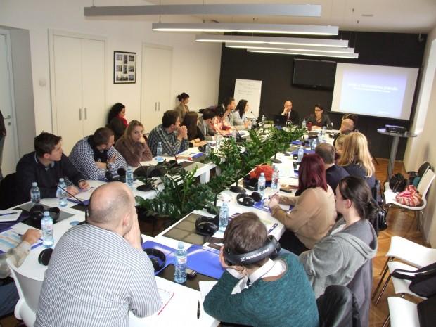(srpski) Završni seminar Regionalne škole za tranzicionu pravdu