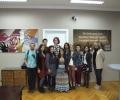 SIT Students Visit HLC