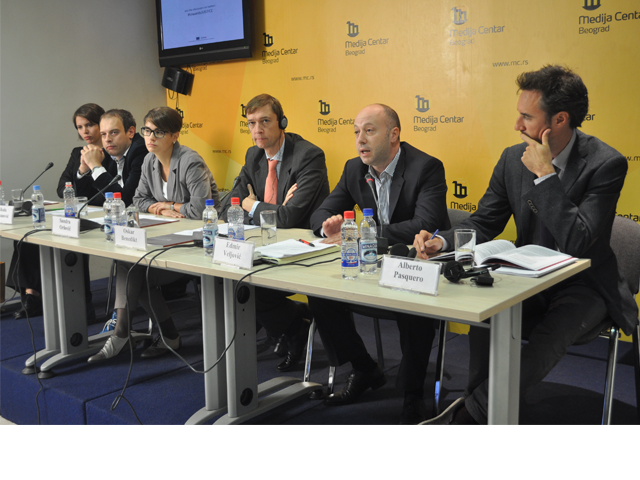 Presentation of the Analysis of the Prosecution  of War Crimes in Serbia in the period 2004 to 2013