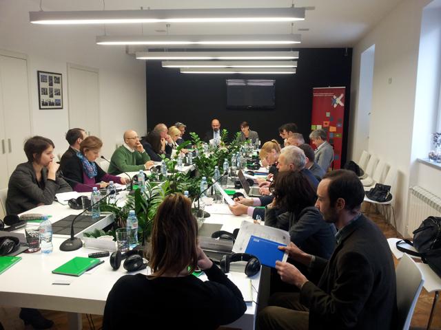 Ka Strategiji procesuiranja ratnih zločina u Srbiji- sesija o predsudskoj fazi