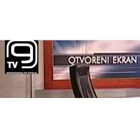 """(srpski) Sandra Orlović u emisiji """"Otvoreni ekran"""", <br/>TV Kanal 9"""