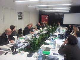 Ka Strategiji procesuiranja ratnih zločina u Srbiji –  Sesija o mogućnostima primene instituta komandne odgovornosti i zločina protiv čovečnosti za zločine počinjene 1990-ih