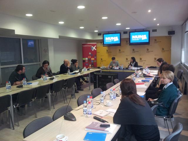 Ka Strategiji procesuiranja ratnih zločina u Srbiji – Sesija o predstavljanju suđenja za ratne zločine u javnosti