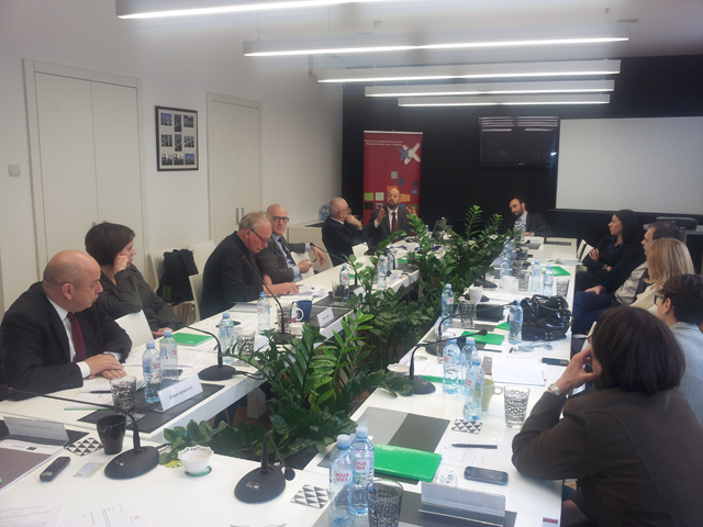 Towards Strategy for the Prosecution of War Crimes in Serbia – Session on the Possibility of the Application of the Doctrine of Command Responsibility and Crimes Against Humanity For Crimes Committed in the 1990s