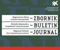 Journal of the Regional School for Transitional Justice #2