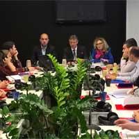 (srpski) Četvrta Regionalna škola tranzicione pravde: Obrazovanjem ka miru
