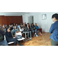 Studenti Akademije za međunarodno humanitarno pravo i ljudska prava iz Ženeve u poseti FHP-u