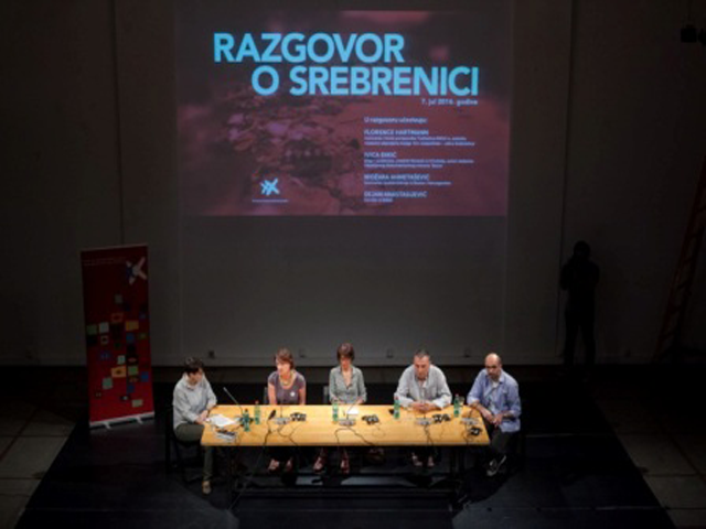 Srebrenica: Victims' 21-years-long search for the truth and its acknowledgement