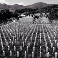 Legal protection for the denial of genocide in Srebrenica