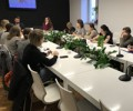 Conversation with human rights activists from Ukraine