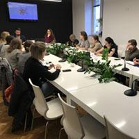 Razgovor sa aktivistima za ljudska prava iz Ukrajine