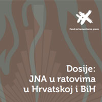 Dossier: The JNA in the Wars in Croatia and BiH